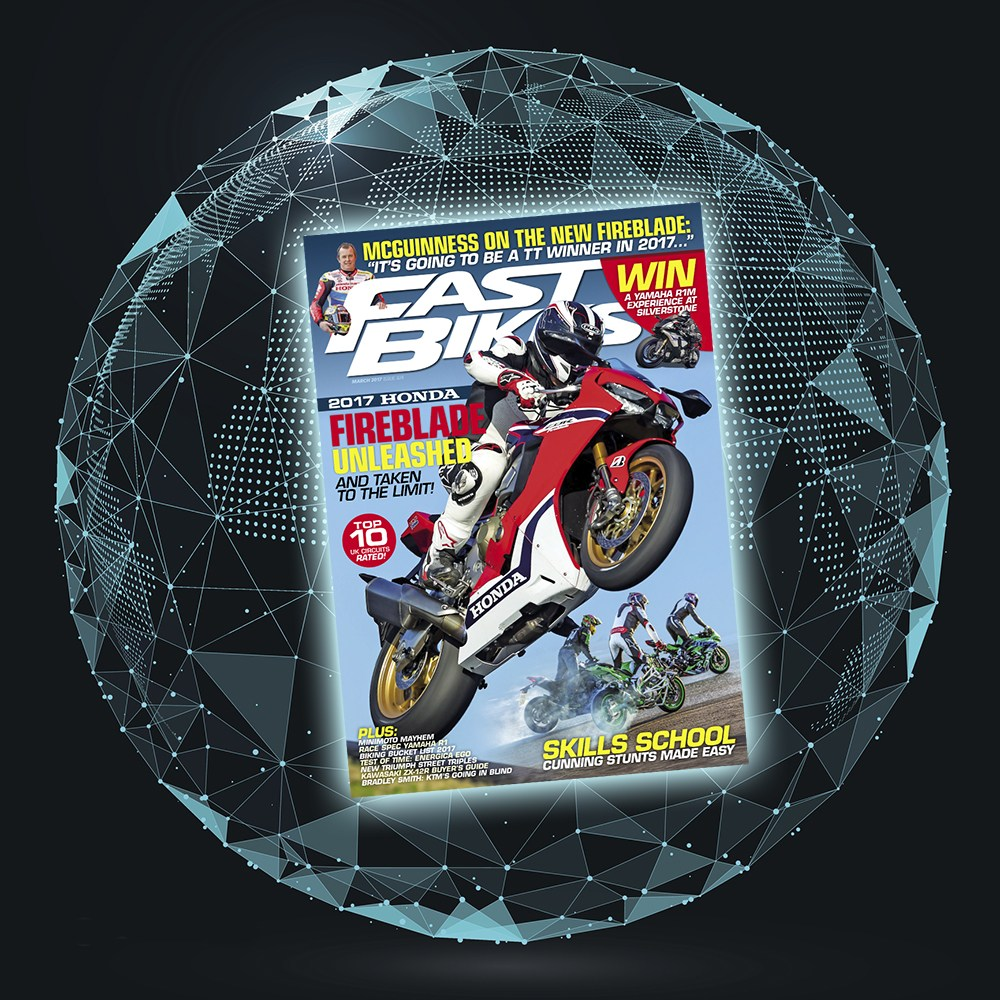 Licencing Options - Fast Bikes